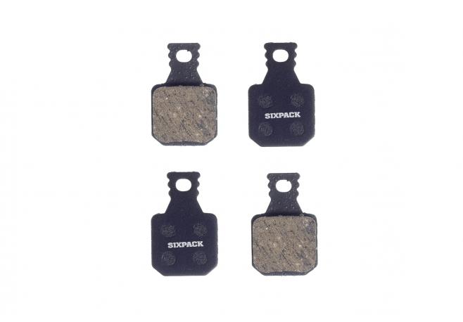 Plaquettes (semi-métallique) Magura MT7 (4-piston)