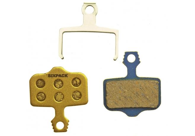 Plaquettes (semi-métallique) Avid Elixir (All)