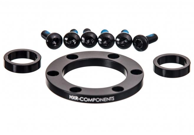 Kit Boost HXR COMPONENTS Arrière Noir - HXR Components