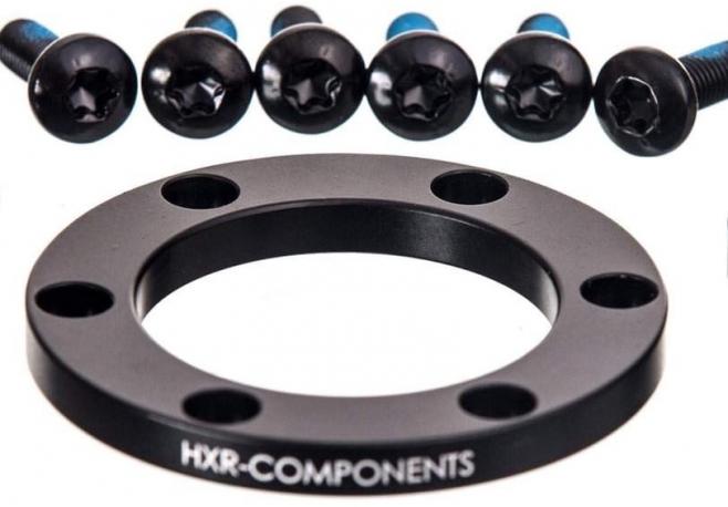 Kit Boost HXR COMPONENTS DH Noir - HXR Components