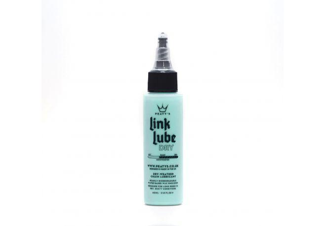 Lubrifiant Chaîne Peaty's Link Lube - Conditions Séche 60 ml